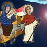 the Holy Family in Egypt.