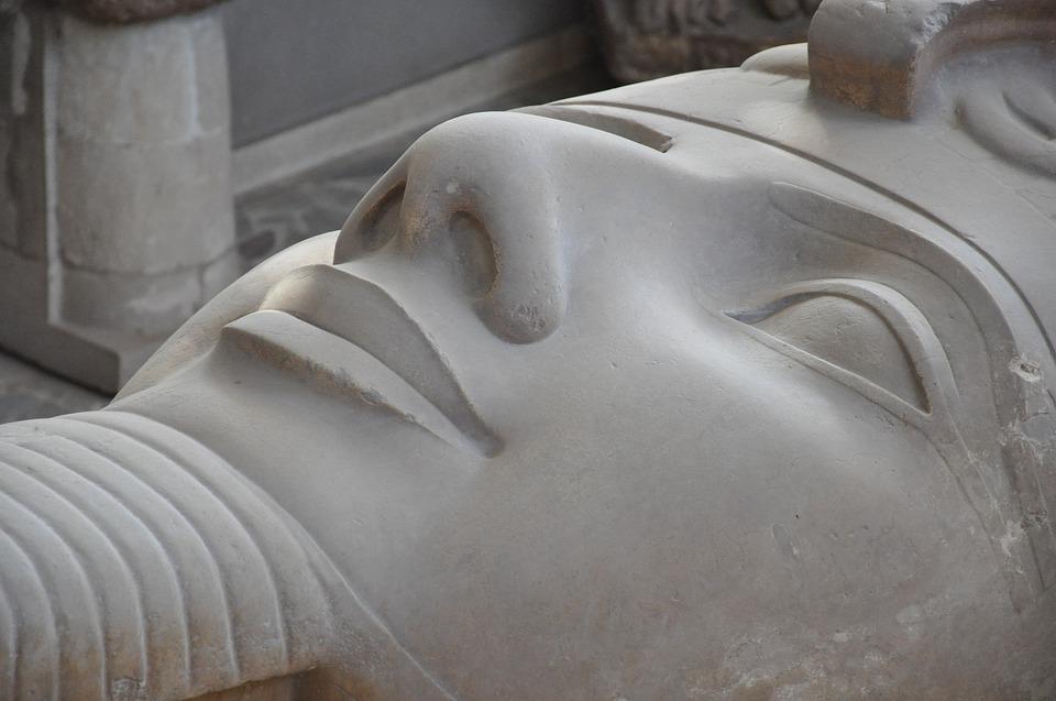 The Pharaoh of Exodus.