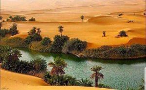 Empty Quarter Desert