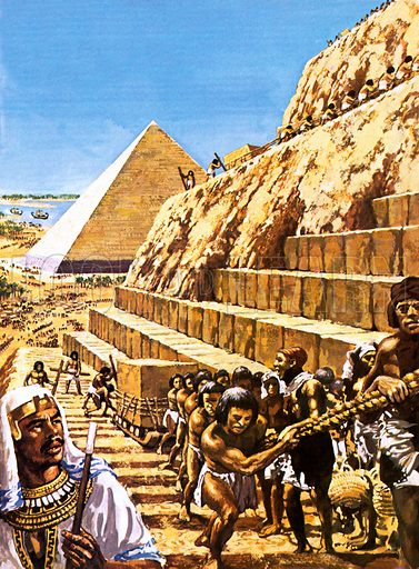 the history of Khufu pyramid(Cheops) and some facts.
