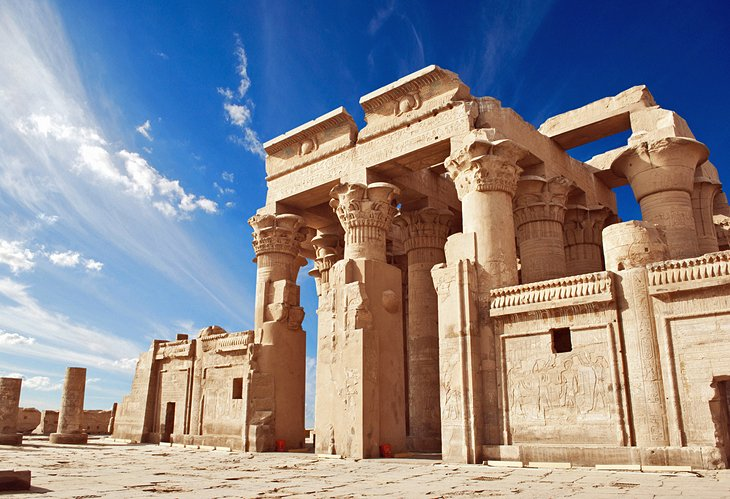 Edfu and Kom Ombo Temples Trip From Luxor