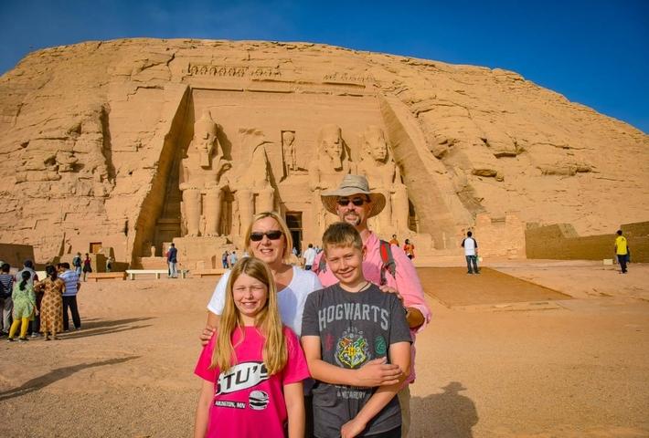 Tour to Abu Simbel Temples