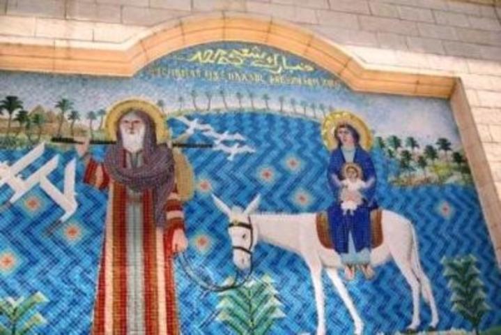 Old Coptic Cairo Tour