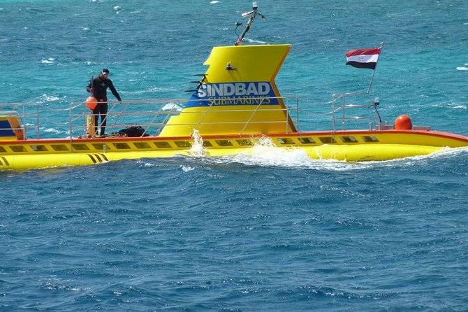 Hurghada Submarine Tour