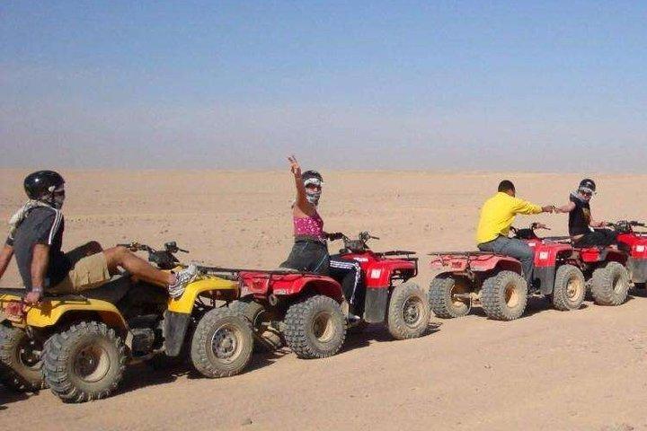 Sunrise Quad Bike Safari Trip in Luxor 4