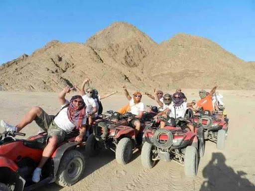 Sunset Quad Bike Safari Trip in Luxor 6