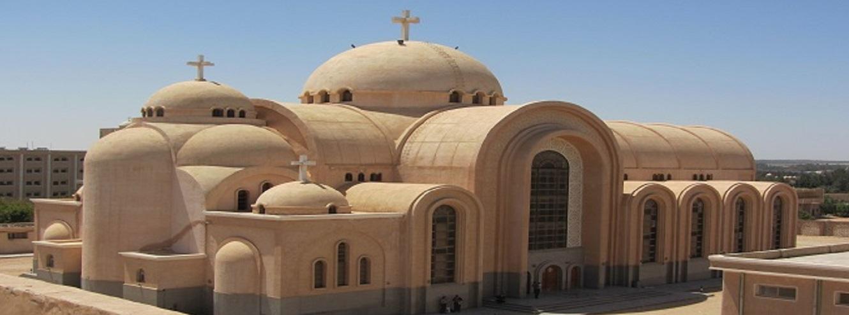 Trip to the Monasteries at Wadi El Norton
